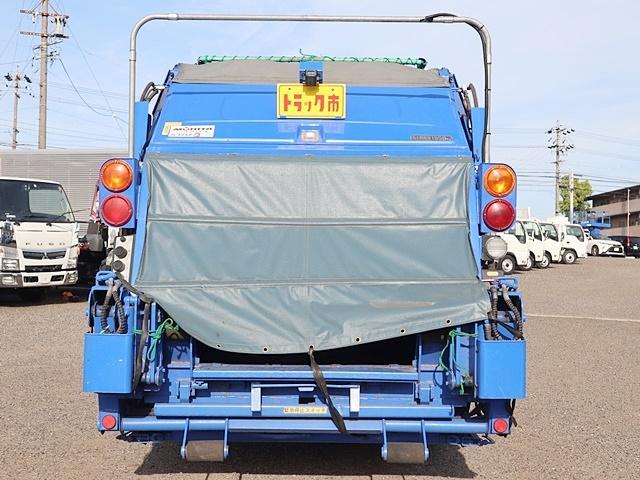 塵芥車 プレスパッカー車 4.1立米 積載2トン連続スイッチ(6枚目)