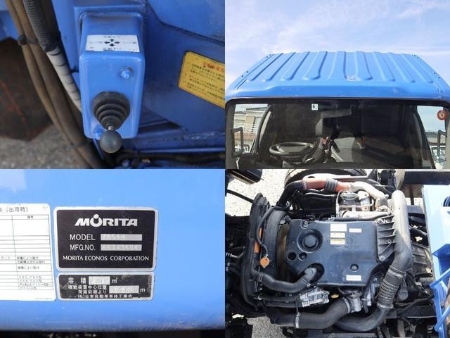 塵芥車 プレスパッカー車 4.1立米 積載2トン連続スイッチ(14枚目)
