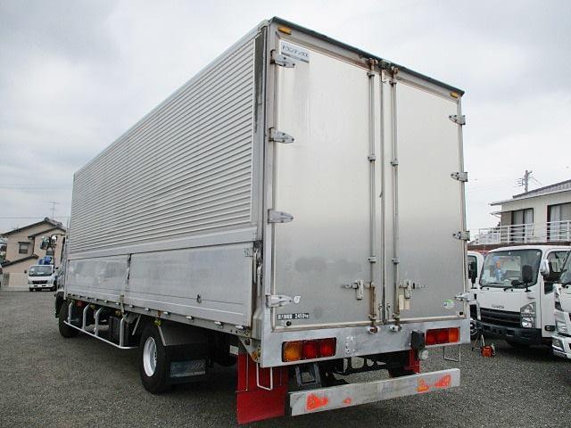 アルミウイング フルワイド 7200ボディ 240馬力(7枚目)
