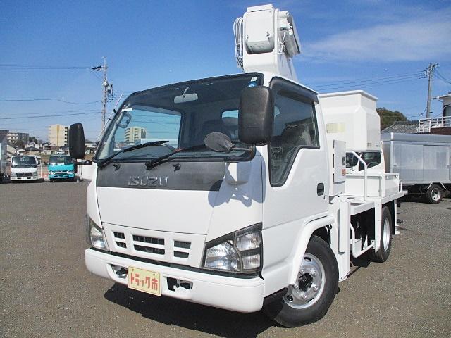 高所作業車 タダノ AT121 作業床高さ12m 新車時架装(2枚目)