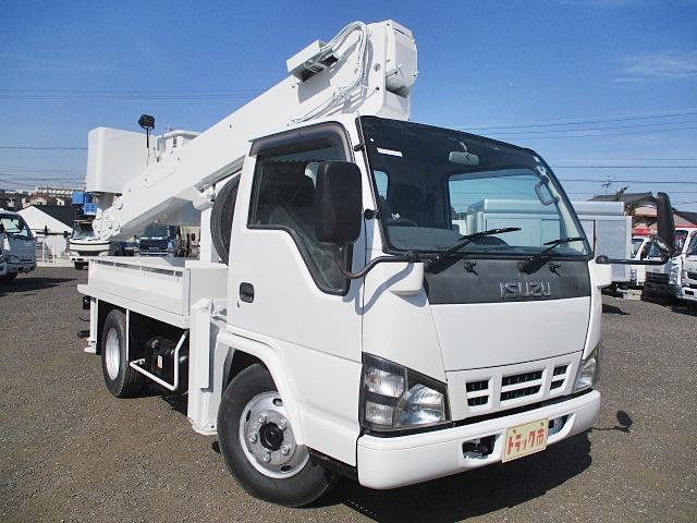 高所作業車 タダノ AT121 作業床高さ12m 新車時架装(4枚目)