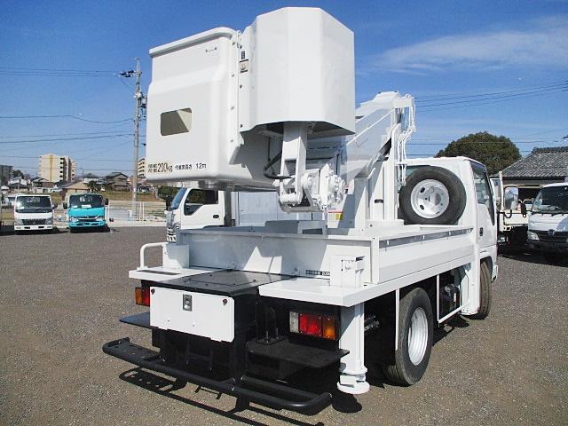 高所作業車 タダノ AT121 作業床高さ12m 新車時架装(5枚目)