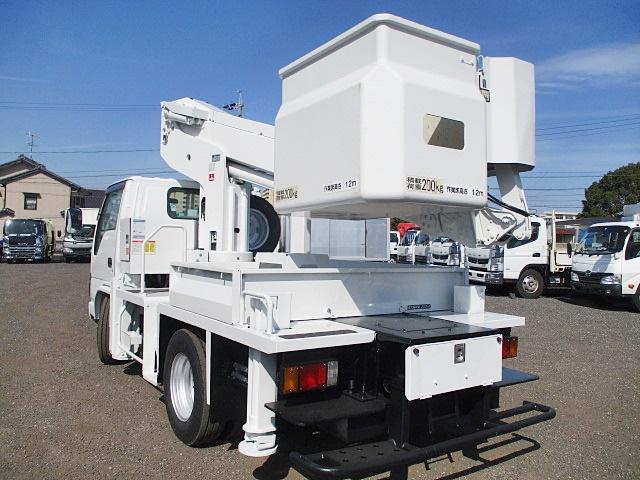 高所作業車 タダノ AT121 作業床高さ12m 新車時架装(7枚目)