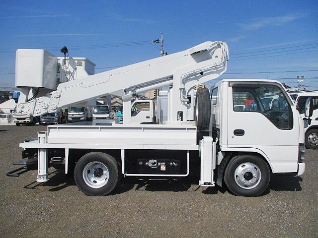 高所作業車 タダノ AT121 作業床高さ12m 新車時架装(8枚目)