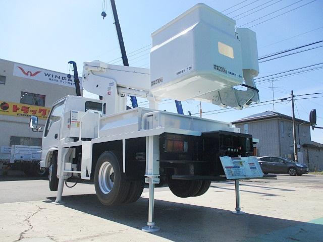 高所作業車 タダノ AT121 作業床高さ12m 新車時架装(10枚目)