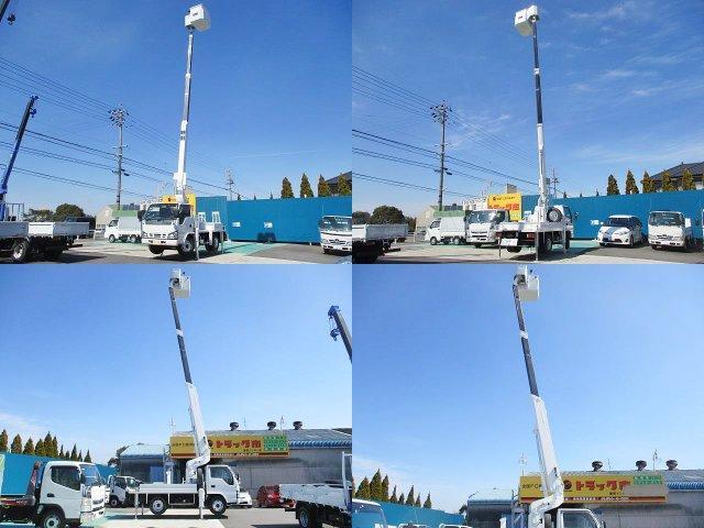高所作業車 タダノ AT121 作業床高さ12m 新車時架装(12枚目)