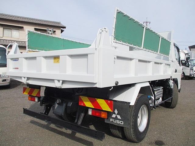 ダンプ 積載4トン 自動コボレーン 新明和 一方開 ターボ(5枚目)