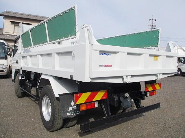 ダンプ 積載4トン 自動コボレーン 新明和 一方開 ターボ(7枚目)