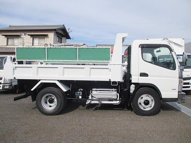 ダンプ 積載4トン 自動コボレーン 新明和 一方開 ターボ(8枚目)
