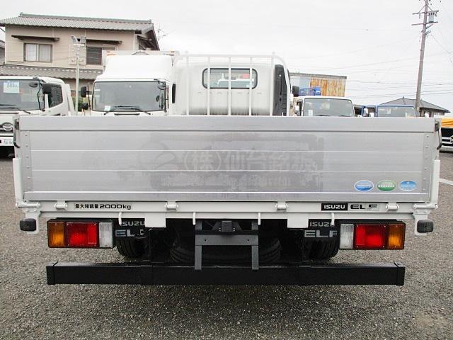 4WD 平ボディ アルミブロック ワイド ロング 積載2t(6枚目)