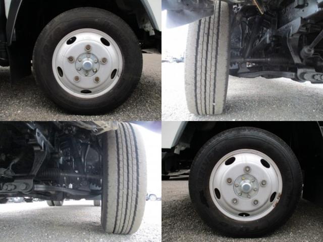 4WD 平ボディ アルミブロック ワイド ロング 積載2t(13枚目)