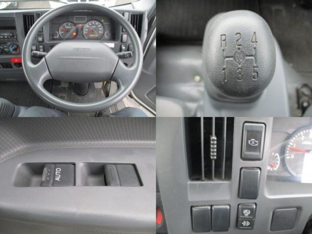 4WD 平ボディ アルミブロック ワイド ロング 積載2t(16枚目)