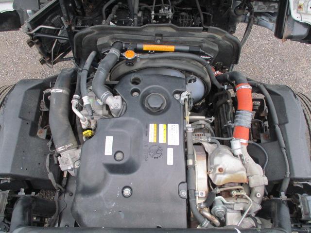 4WD 平ボディ アルミブロック ワイド ロング 積載2t(19枚目)