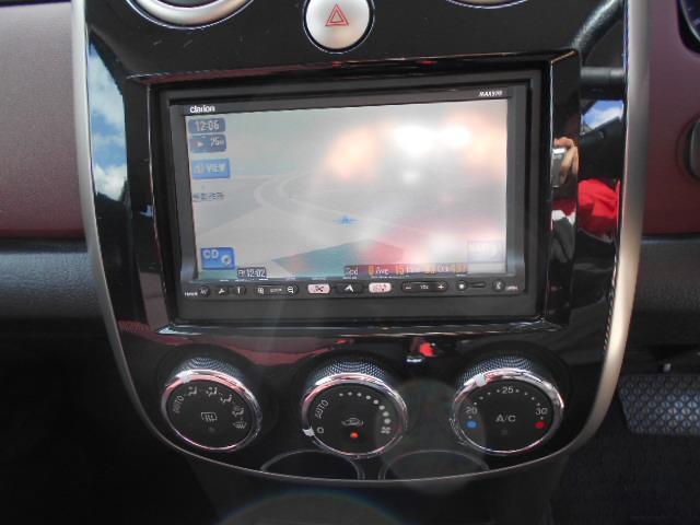 マツダ ベリーサ C ドレスアップパッケージ スマートキー HDDナビ