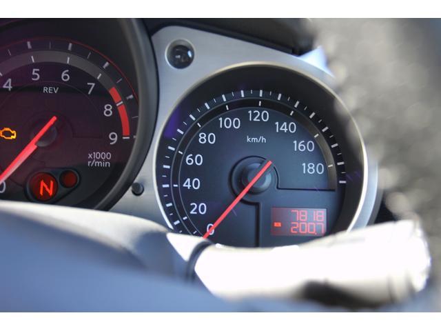 日産 フェアレディZ バージョンS 後期 6速マニュアル