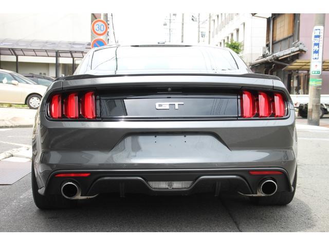 V8 GT クーペ プレミアム 6速マニュアル 実走行証明書(4枚目)