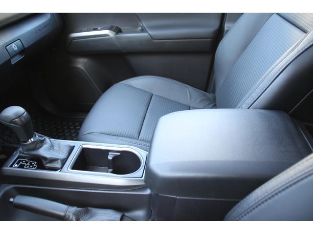ダブルキャブ TRDオフロード プレミアム 2020年モデル新車 レザーシート サンルーフ スマートキー アップルカープレイ(15枚目)