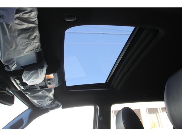 ダブルキャブ TRDオフロード プレミアム 2020年モデル新車 レザーシート サンルーフ スマートキー アップルカープレイ(23枚目)