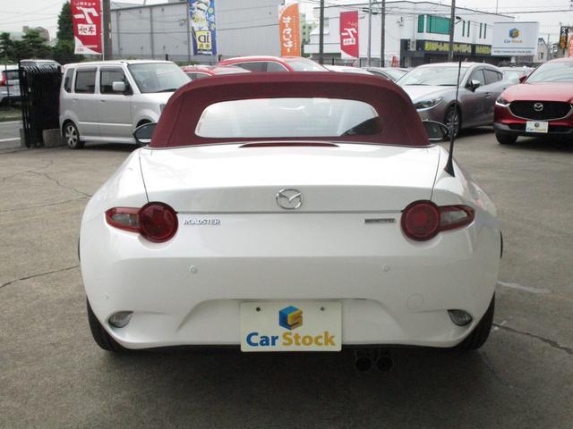 「マツダ」「ロードスター」「オープンカー」「愛知県」の中古車3