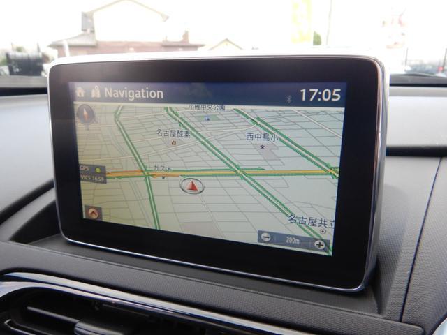 Sレザーパッケージ AT車 レザーシート シートヒーター マツダコネクトナビ フルセグTV・DVD バックカメラ Bluetooth 車線逸脱警報 ブラインドスポットモニタリング LEDヘッドライト 純正アルミ(5枚目)