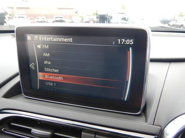 Sレザーパッケージ AT車 レザーシート シートヒーター マツダコネクトナビ フルセグTV・DVD バックカメラ Bluetooth 車線逸脱警報 ブラインドスポットモニタリング LEDヘッドライト 純正アルミ(8枚目)