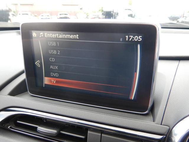Sレザーパッケージ AT車 レザーシート シートヒーター マツダコネクトナビ フルセグTV・DVD バックカメラ Bluetooth 車線逸脱警報 ブラインドスポットモニタリング LEDヘッドライト 純正アルミ(26枚目)