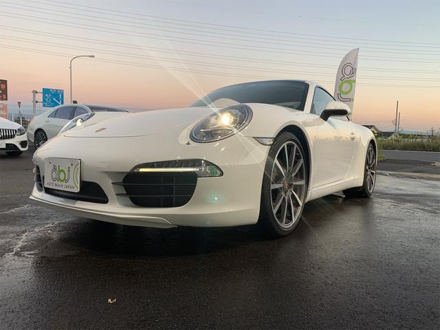 911カレラS 新車並行 サンルーフ スポーツエキゾースト ベージュ革 エアーシート&ヒーター ターボII20 エントリー&ドライブ HDDナビ/地デジ/Bカメラ ポルシェディーラー整備記録(8枚目)