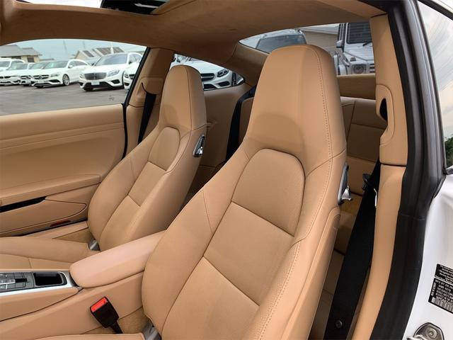 911カレラS 新車並行 サンルーフ スポーツエキゾースト ベージュ革 エアーシート&ヒーター ターボII20 エントリー&ドライブ HDDナビ/地デジ/Bカメラ ポルシェディーラー整備記録(31枚目)
