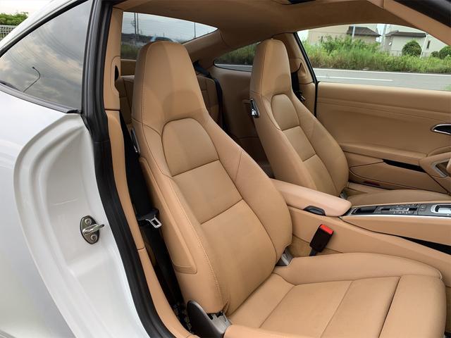 911カレラS 新車並行 サンルーフ スポーツエキゾースト ベージュ革 エアーシート&ヒーター ターボII20 エントリー&ドライブ HDDナビ/地デジ/Bカメラ ポルシェディーラー整備記録(32枚目)