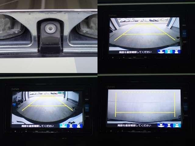 スパーダ Bluetootht対応フルセグナビ バックカメラ(5枚目)