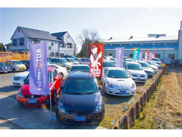 「金額の割に状態が良い」を目指し、幅広い車種を取り扱っております!smart(賢い)な車選びができるよう、日々探求しております!!