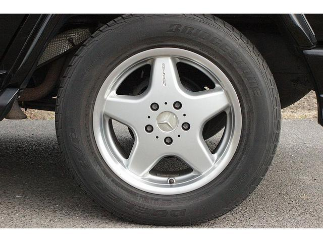 メルセデス・ベンツ M・ベンツ G500 ロング G63スタイル 正規ディーラー 左ハンドル