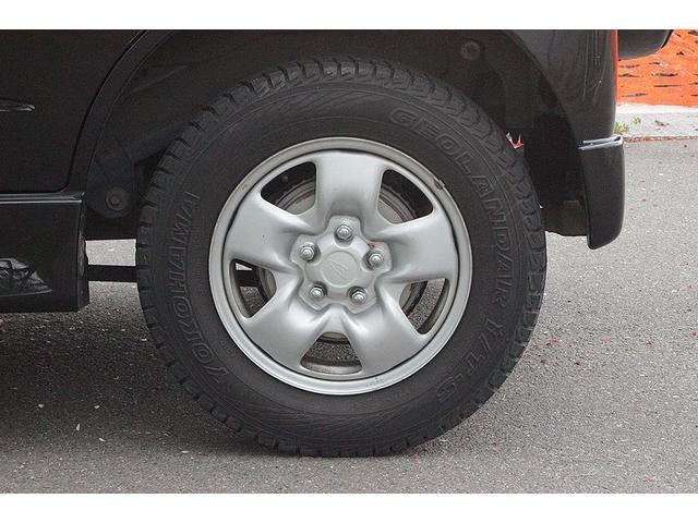 カスタムX ターボ 背面タイヤ 社外デッキ ドアバイザー(17枚目)