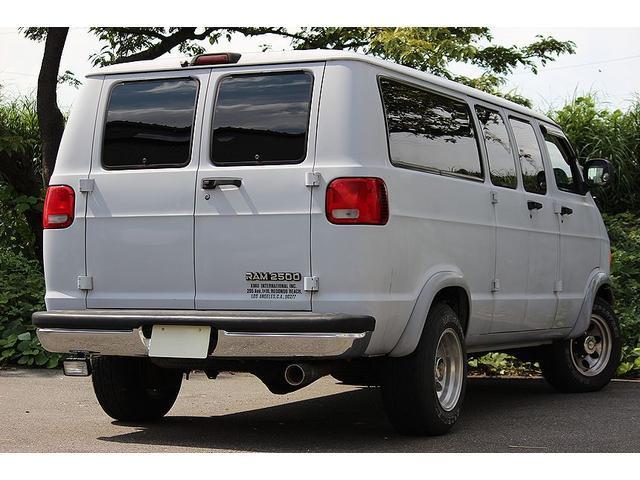 「ダッジ」「ダッジ バン」「ミニバン・ワンボックス」「愛知県」の中古車9