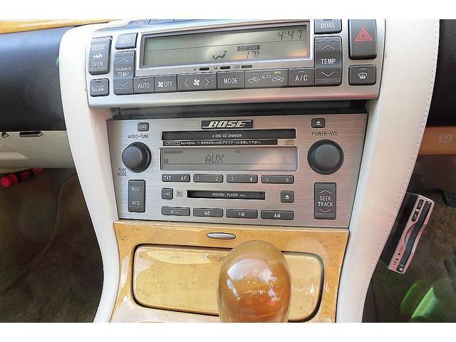トヨタ ソアラ 430SCV ガレージ保管 リモコンルーフ 20インチAW