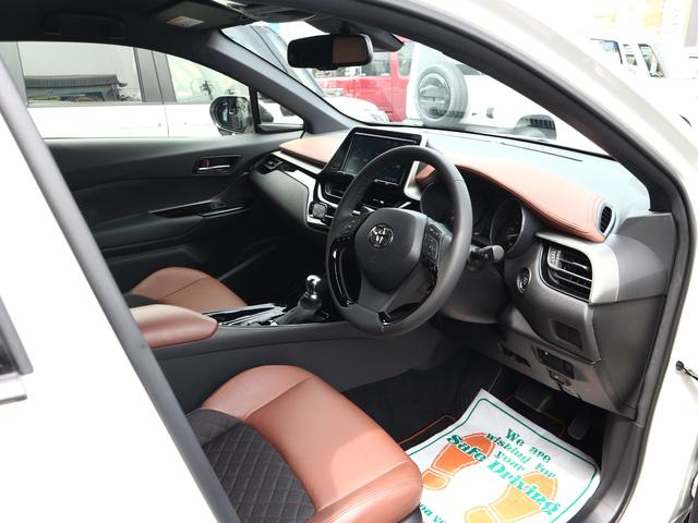 G-T モード ブルーノ トヨタセーフティーセンス 9型SDナビ フルセグTV ブルーートゥース 茶革 スマートキー LEDライト ETC 禁煙車 ソナー レーダークルーズ 純正18AW(12枚目)