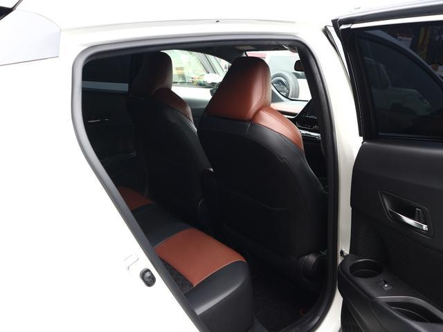 G-T モード ブルーノ トヨタセーフティーセンス 9型SDナビ フルセグTV ブルーートゥース 茶革 スマートキー LEDライト ETC 禁煙車 ソナー レーダークルーズ 純正18AW(15枚目)