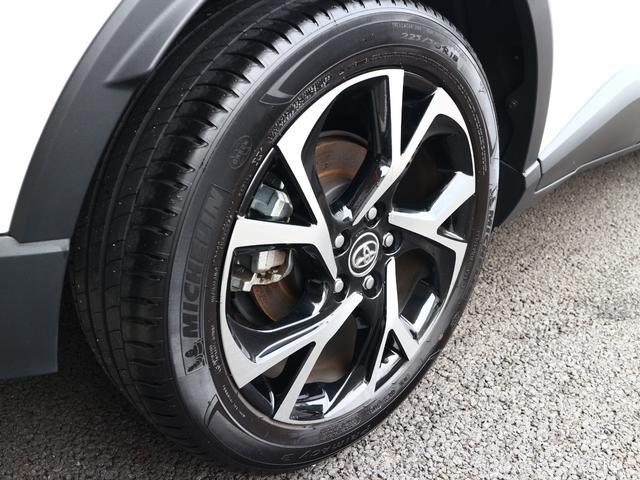 G-T モード ブルーノ トヨタセーフティーセンス 9型SDナビ フルセグTV ブルーートゥース 茶革 スマートキー LEDライト ETC 禁煙車 ソナー レーダークルーズ 純正18AW(18枚目)