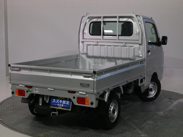 KCエアコンパワステ 3型 パートタイム4WD5MT(8枚目)