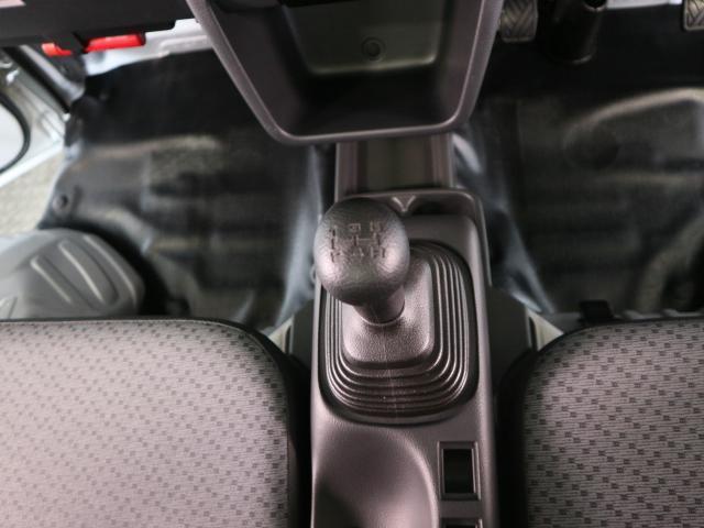 KCエアコンパワステ 3型 パートタイム4WD5MT(11枚目)
