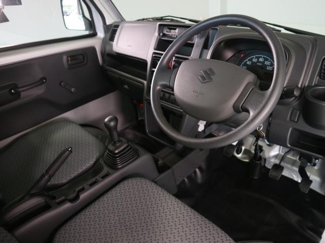 KCエアコンパワステ 3型 パートタイム4WD5MT(14枚目)
