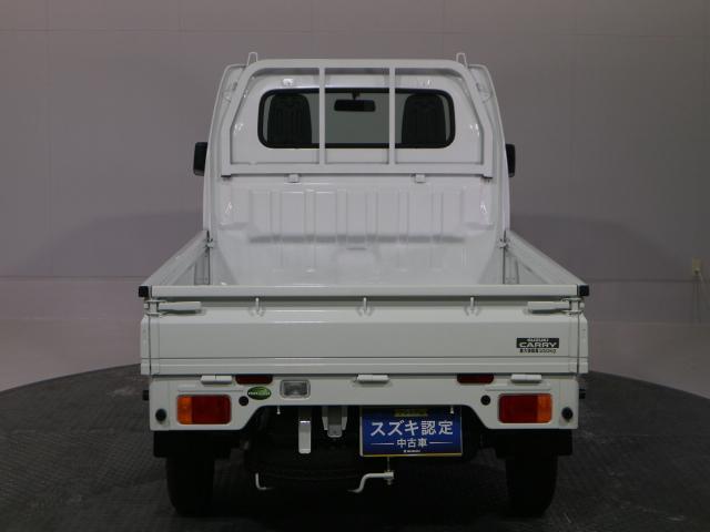 KCエアコンパワステ 3型 パートタイム4WD車(6枚目)