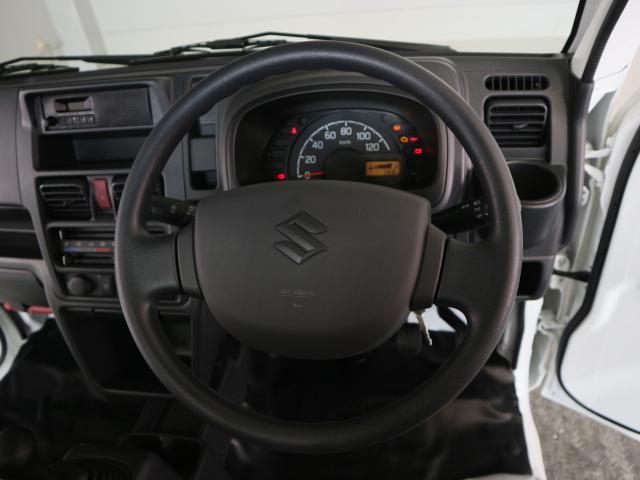 KCエアコンパワステ 3型 パートタイム4WD車(15枚目)