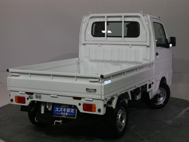 KCエアコンパワステ 3型 パートタイム4WD車(23枚目)