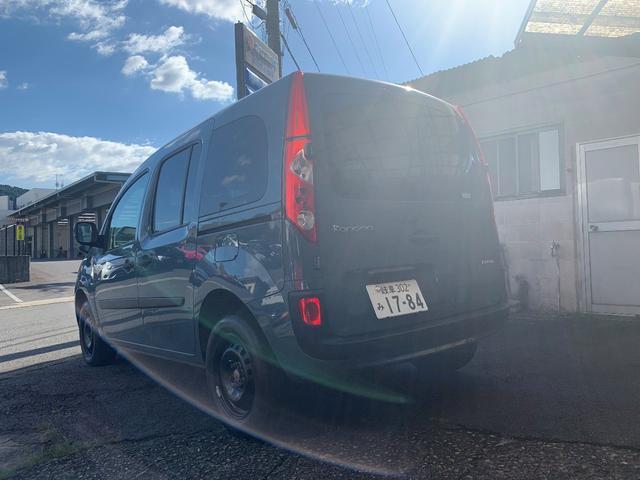 「ルノー」「ルノー カングー」「ミニバン・ワンボックス」「岐阜県」の中古車7
