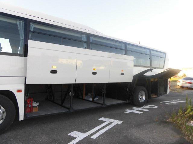 いすゞ いすゞ 観光仕様55人乗りTV2基 カラオケ ハイデッカー トランク