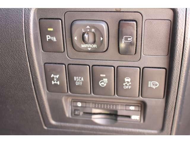 ZX 4WD サンルーフ 本革シート 純正ナビ 地デジTV バックモニター シートエアコン&ヒーター スマートキー クルーズコントロール 3列シート HIDヘッドライト 純正アルミホイール(16枚目)