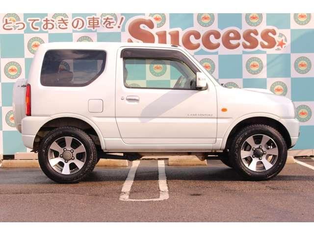 ランドベンチャー 4WD 5速マニュアル シートヒーター キーレス 純正アルミホイール オーディオ リアタイヤハウス(6枚目)