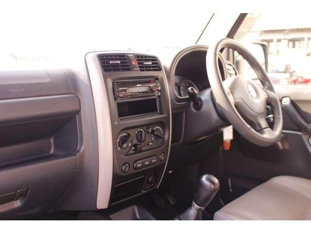 ランドベンチャー 4WD 5速マニュアル シートヒーター キーレス 純正アルミホイール オーディオ リアタイヤハウス(8枚目)