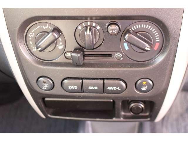 ランドベンチャー 4WD 5速マニュアル シートヒーター キーレス 純正アルミホイール オーディオ リアタイヤハウス(14枚目)
